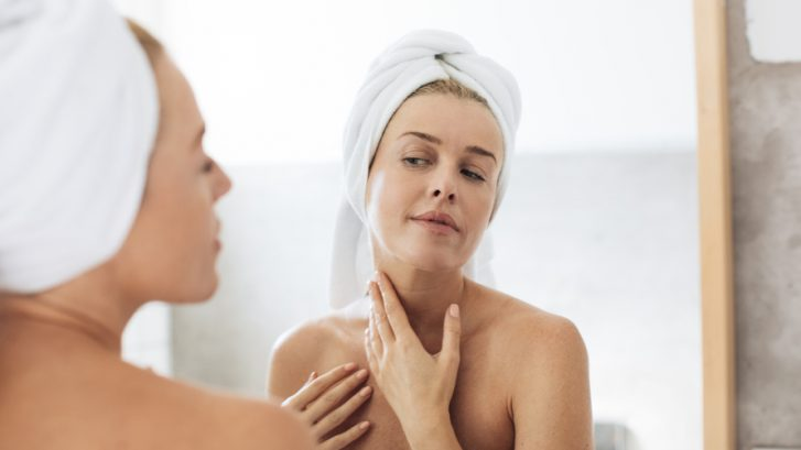 Crepey Neck Treatments in Waldorf